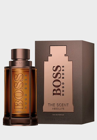 Boss The Scent Absolute Cologne By HUGO BOSS 100ml