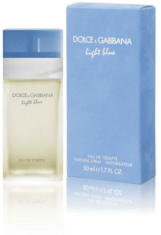 Light Blue by Dolce & Gabbana for Women - Eau de Toilette, 50ml