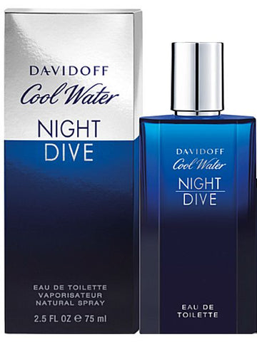 Cool Water Night Dive Cologne EDT 75ml