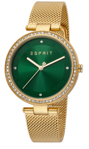 ESPRIT WOMEN'S BREEZY STONES FASHION QUARTZ WATCH ES.1L151M0085