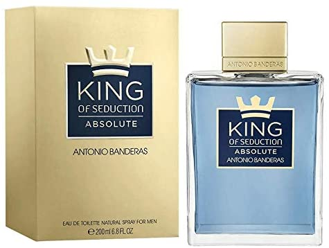 King Of Seduction Absolute Cologne EDT 200ml