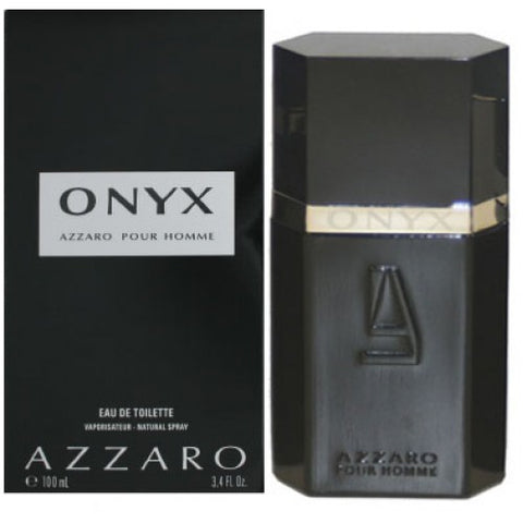 Azzaro Onyx by Azzaro for Men - Eau de Toilette, 100ml