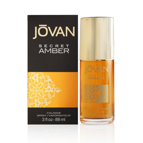 Jovan Secret Amber Unisex 88ml
