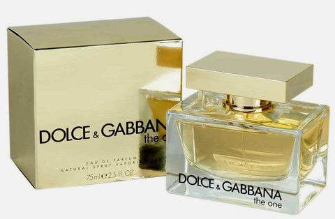The One by Dolce & Gabbana for Women - 75ml, Eau de Parfum