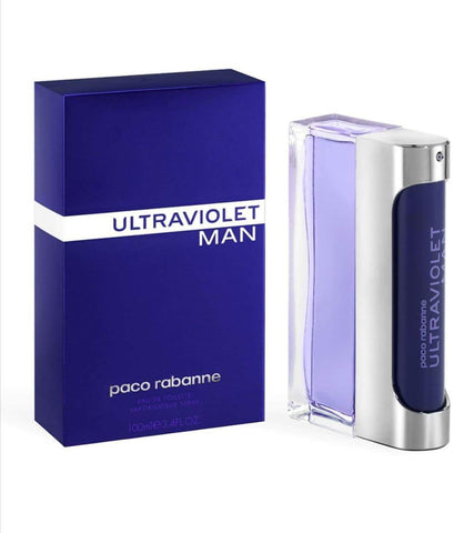 Ultraviolet for Men by Paco Rabanne  - 100ml, Eau de Toilette