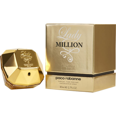 Paco Lady Million Absolutely Gold 80ml