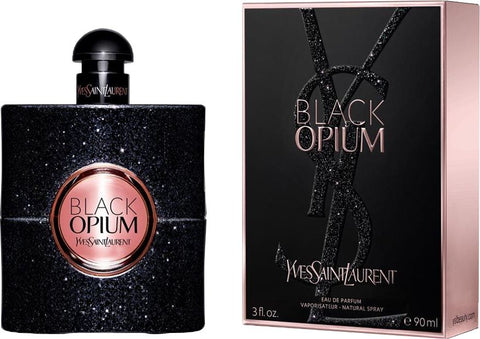 Black Opium by Yves Saint Laurent for Women - Eau de Parfum