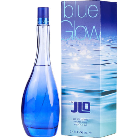 Blue Glow Perfume By JENNIFER LOPEZ EDT 100ml