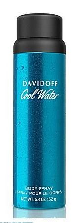 Cool Water Body Spray DAVIDOFF
