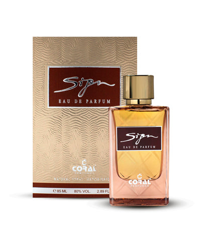 Coral Sign For Unisex Eau De Parfum