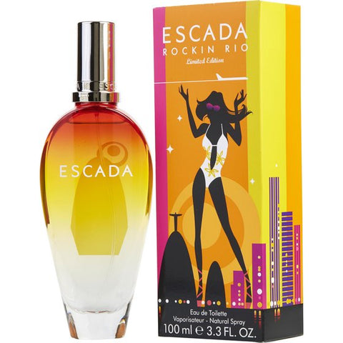 Escada Rock N Rio Limited Edition Edt 100ml