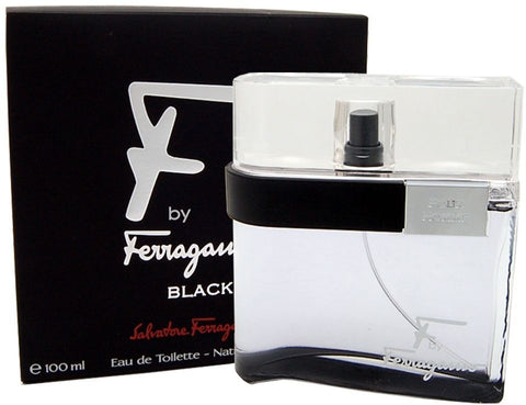 F by Ferragamo Black by Salvatore Ferragamo EDT 100ml