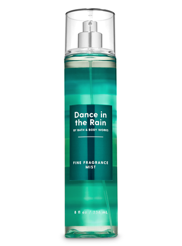 Dance in the rain- Fine Fragrance Mist