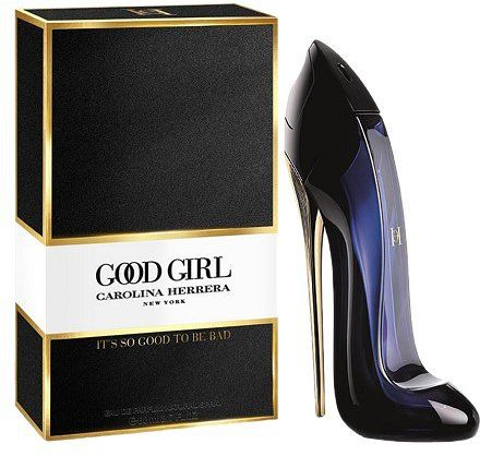 Good Girl by Carolina Herrera for Women - Eau de Parfum, 80 ml