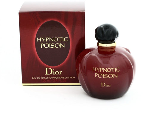 Hypnotic Poison by Christian Dior for Women - Eau de Toilette, 100 ml