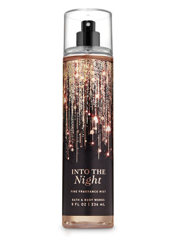 INTO THE NIGHT -Fine Fragrance Mist