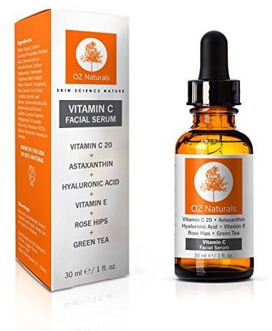 Vitamin C Facial Serum OZ Naturals