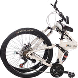 Land Rover G4 Challenge Folding Bike: black