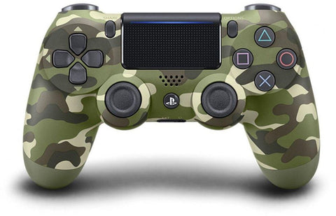 Sony Dualshock 4 Wireless Controller for Playstation 4 Green Camouflage