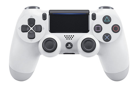 PS4 DualShock 4 Wireless Controller, white
