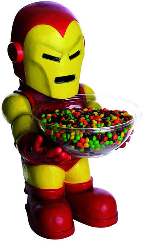 Rubies Iron Man Candy Bowl Holder