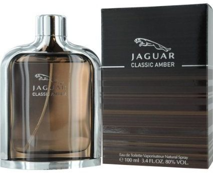 Jaguar Classic Amber Cologne EDT 100ml