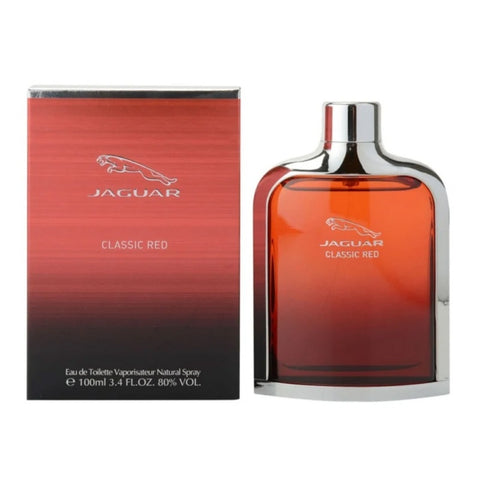 Jaguar Classic Red Cologne EDT 100ml