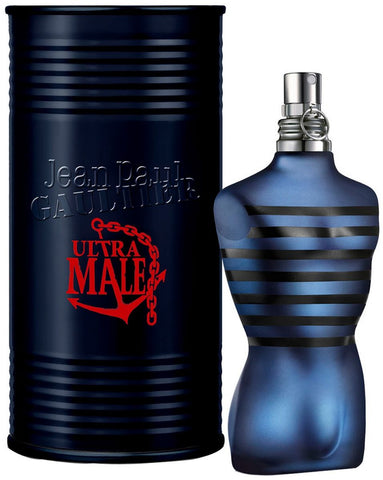 Ultra Male Intense by Jean Paul Gaultier - Eau de Toilette, 125ml