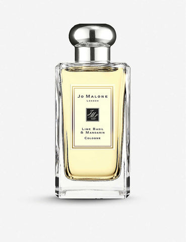 Jo Malone Lime Basil & Mandarin Cologne FOR MEN AND WOMEN 100ml