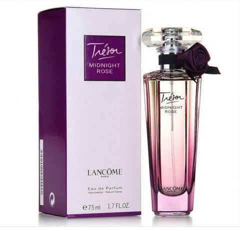 Tresor Midnight Rose by Lancome for Women - Eau de Parfum, 75ml