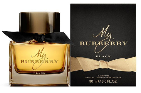 My Burberry Black by Burberry for Women - Eau de Parfum, 90 ml