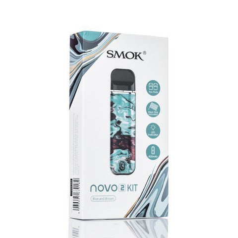 Authentic Smoktech SMOK Novo 2 25W 800mAh Starter Kit