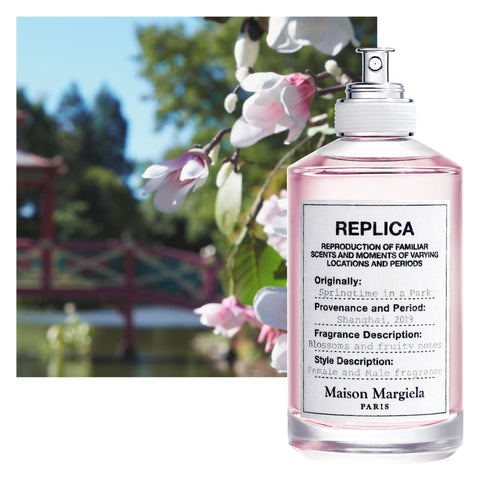 Maison Margiela 'REPLICA' Springtime In A Park EDT 100ml