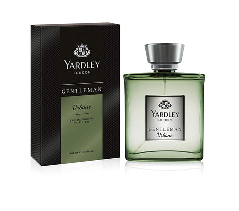 Gentleman urbane by Yardley EDT- 100ml