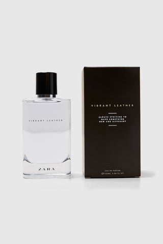 ZARA VIBRANT LEATHER EDP 120 ML