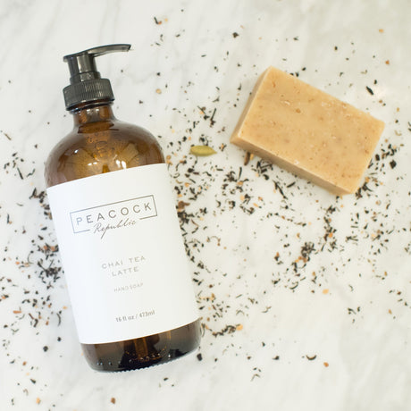Chai Tea Latte Body Wash
