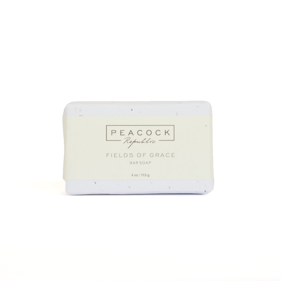 Fields of Grace Face & Body Bar Soap
