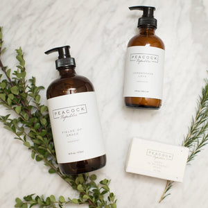 Fields of Grace Liquid Hand Soap