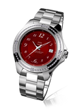 Official Don Red 72 Encrusted Diamond Swiss-Made Watch - Watches