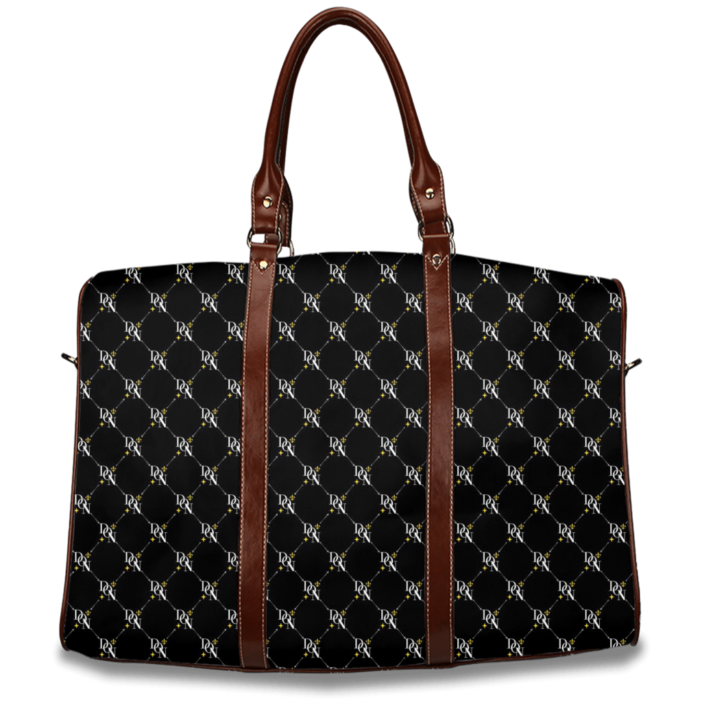Official DON Signature Print Travel Bags