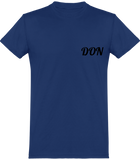 Mens Official Don Round Neck T-Shirt - Royal Blue / Xs - Homme>Tee-Shirts