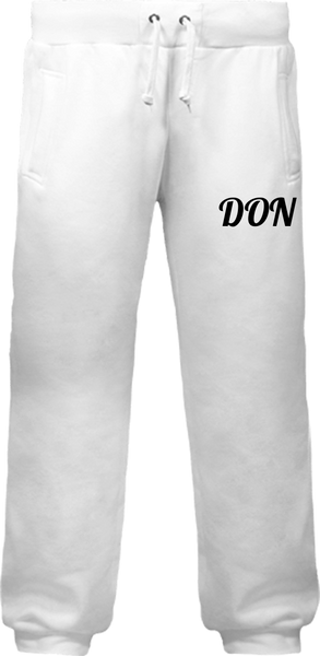 Official Don Joggers- Kids - White / 12/14 Ans - Enfant & Bébé>Vêtements De Sport