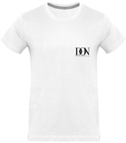Mens Official Don Complex T-Shirt - White / S - Homme>Tee-Shirts
