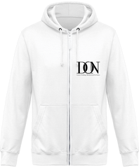 Mens Official Don Signature Jacket - Arctic White / S - Homme>Sweatshirts