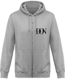 Mens Official Don Signature Plain Jacket - Heather Grey / S - Homme>Sweatshirts