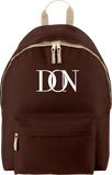 Mens Official Don Signature Original Backpack - Chocolate / Sand / Tu - Accessoires & Casquettes>Sacs