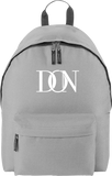 Mens Official Don Signature Original Backpack - Light Grey / Graphite Grey / Tu - Accessoires & Casquettes>Sacs