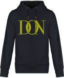 Unisex Official Don Stanley Tell Gold Hoodie - Navy / Xxs - Unisexe>Sweatshirts
