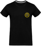 Mens Official Don Gold Lion Pride T-Shirt - Black / S - Homme>Tee-Shirts