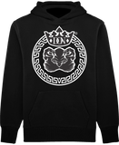 Mens Official Don X Stanley Ranch Lions Pride Hoodie - Black / Xs - Unisexe>Sweatshirts